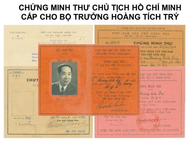 Cận cảnh những hiện vật quý về Bác Hồ tại Bảo tàng Hồ Chí Minh - 5