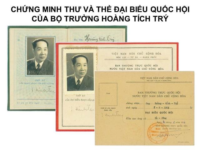 Cận cảnh những hiện vật quý về Bác Hồ tại Bảo tàng Hồ Chí Minh - 9