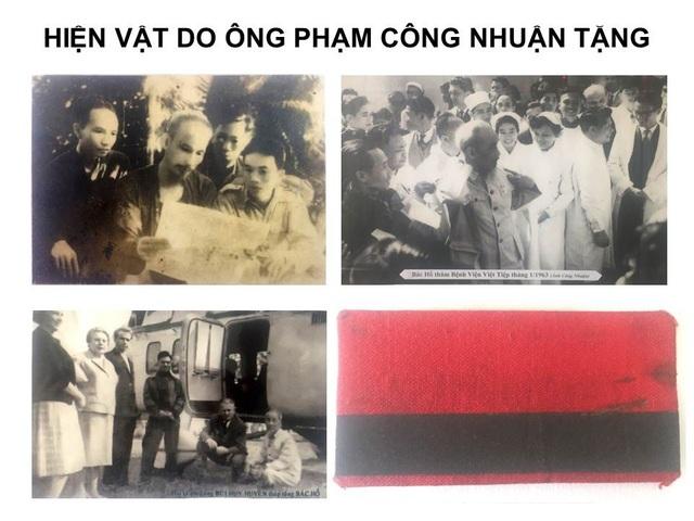 Cận cảnh những hiện vật quý về Bác Hồ tại Bảo tàng Hồ Chí Minh - 2