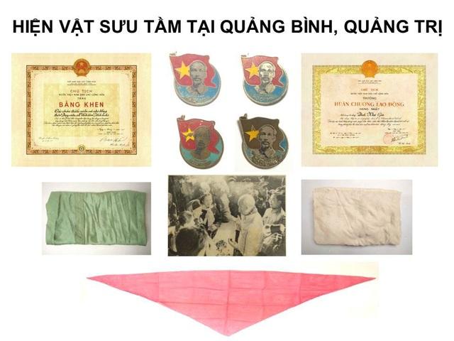 Cận cảnh những hiện vật quý về Bác Hồ tại Bảo tàng Hồ Chí Minh - 1