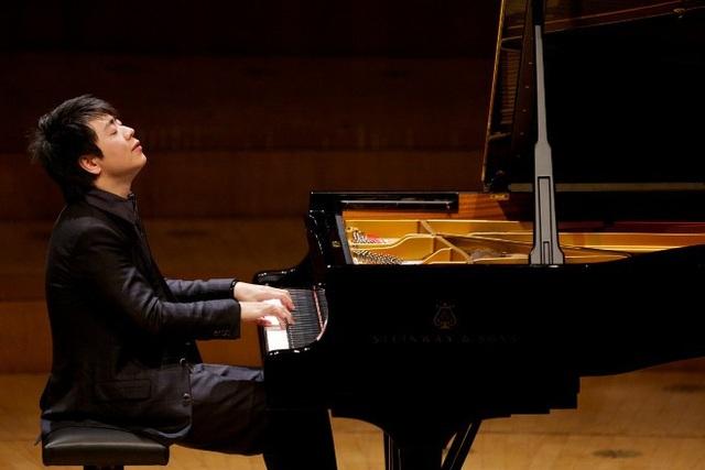 Nghệ sỹ độc tấu dương cầm Lang Lang