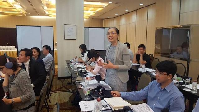 Tiến sĩ Huỳnh Ngọc Phương Mai kiến nghị cơ quan chức năng cần tập trung vào chính sách khuyến khích sử dụng năng lượng tái tạo