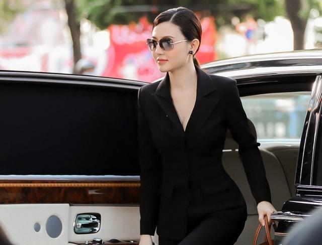 Hình ảnh của một doanh nhân, phụ nữ thành đạt là điều mà Ngọc Duyên hướng đến trong tương lai.