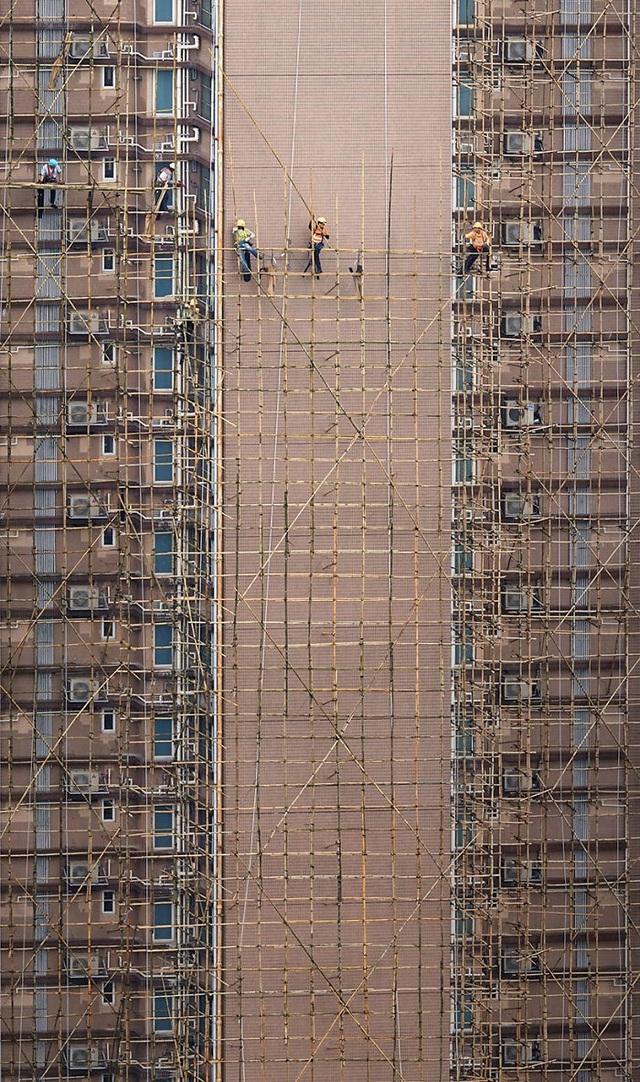 12 điều thú vị trên các mái nhà ở Hồng Kông - 1