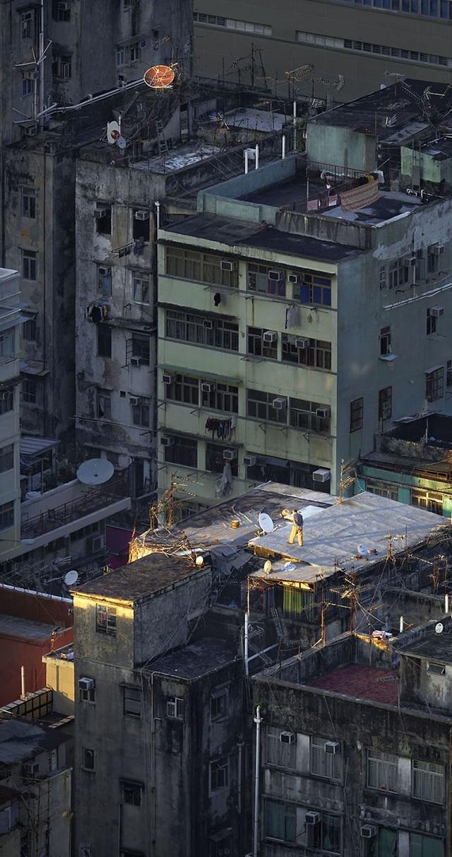 12 điều thú vị trên các mái nhà ở Hồng Kông - 12