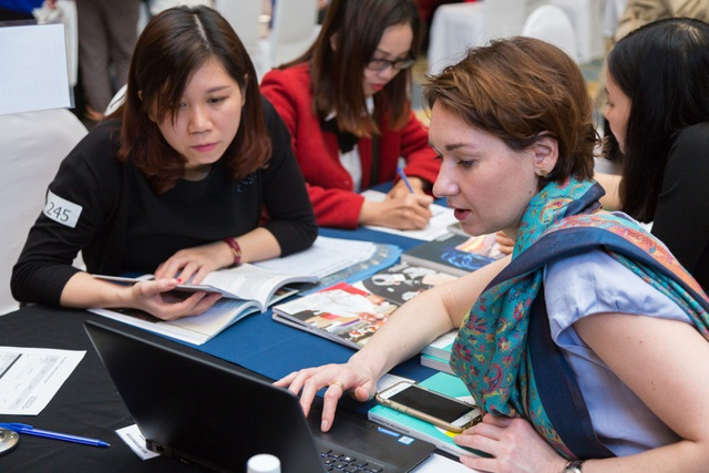 Cơ hội vàng săn học bổng 100% Anh, Úc, Mỹ tại Triển lãm Du học 50 trường Thế giới - 2
