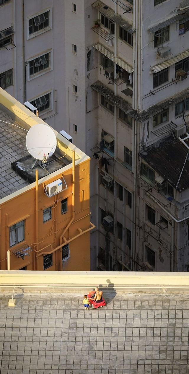 12 điều thú vị trên các mái nhà ở Hồng Kông - 2
