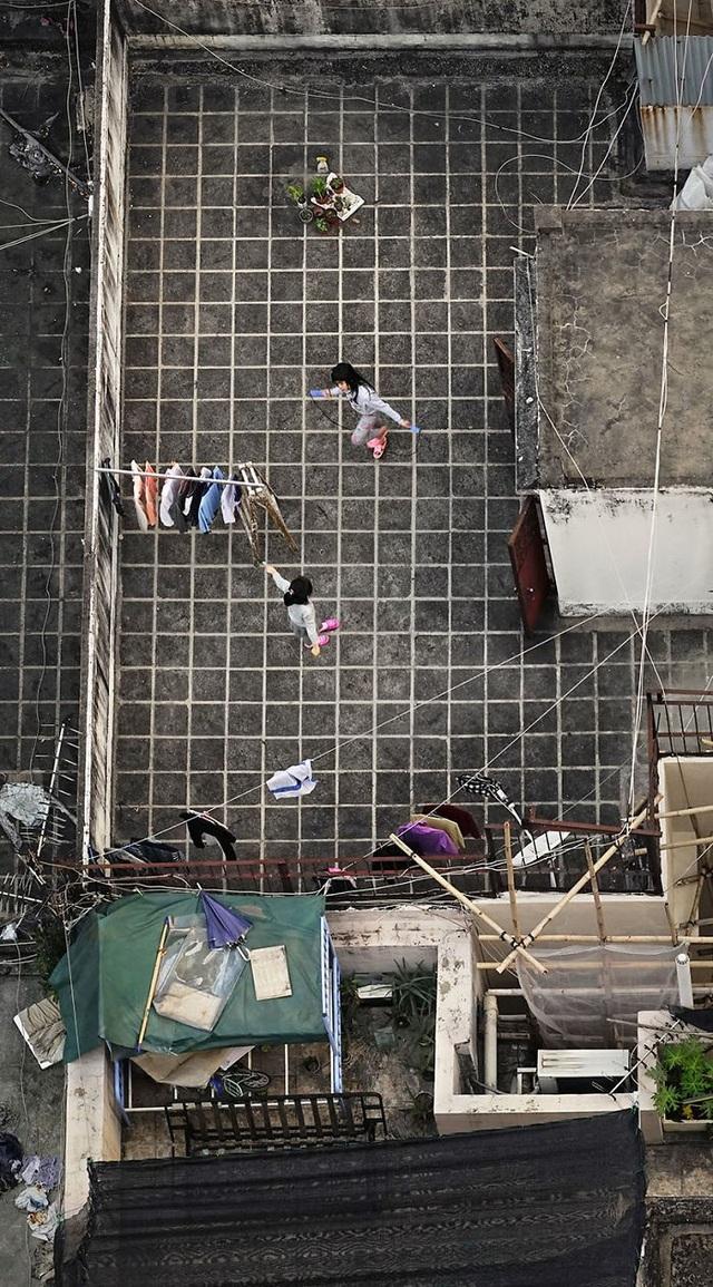 12 điều thú vị trên các mái nhà ở Hồng Kông - 5
