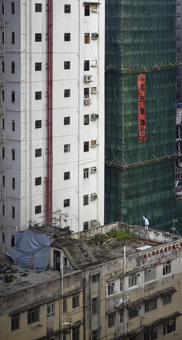 12 điều thú vị trên các mái nhà ở Hồng Kông - 6