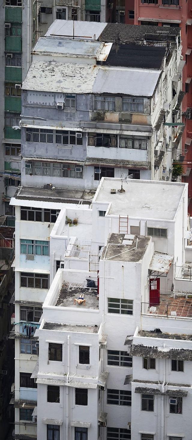 12 điều thú vị trên các mái nhà ở Hồng Kông - 7