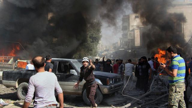 Idlib được coi là thành trì cuối cùng của phiến quân và khủng bố tại Syria. (Ảnh: Fox News)