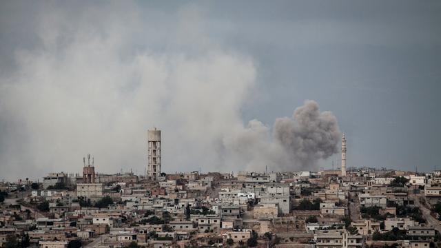 Mỹ và đồng minh từng 2 lần tấn công tên lửa nhằm vào Syria với cáo buộc quân đội Syria sử dụng vũ khí hóa học nhằm vào dân thường. (Ảnh: Fox News)