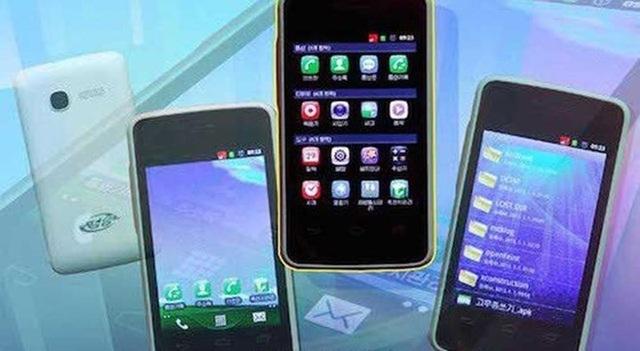 1. Pyongyang Touch xuất hiện từ năm 2014. Người ta không biết chính xác thông số kỹ thuật của chiếc điện thoại này nhưng có 3 phiên bản màu được nêu ra: hồng, xanh nước biển và trắng.
