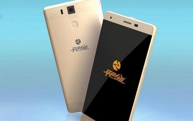 5. Phurun Hanul H1 hay Blue Sky được thiết kế bởi công ty Phurun Hanul Corporation, sở hữu màn hình 5,5 inch với độ phân giải cao, cảm biến 16 megapixel mặt sau, 8 megapixel mặt trước và pin cực lớn 6000mAh./.