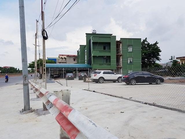 Trước hàng loạt sai phạm, Công ty CP Bê tông thép đã bị UBND thành phố Ninh Bình phạt 40 triệu đồng.