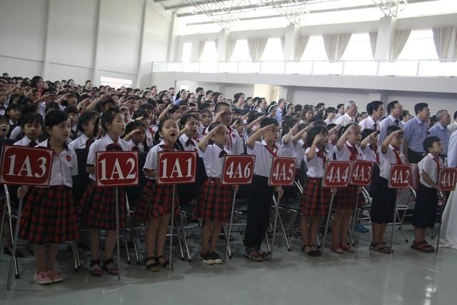 Mô hình đào tạo của trường được Bộ trưởng Bộ GD-ĐT đánh giá cao
