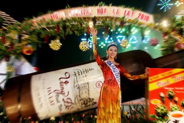 Trong thời gian sau đăng quang, Ngọc Diễm tiếp tục trách nhiệm quảng bá du lịch Việt Nam. Cô từng giữ vai trò đại sứ Festival Biển Nha Trang & Festival Hoa Đà Lạt.