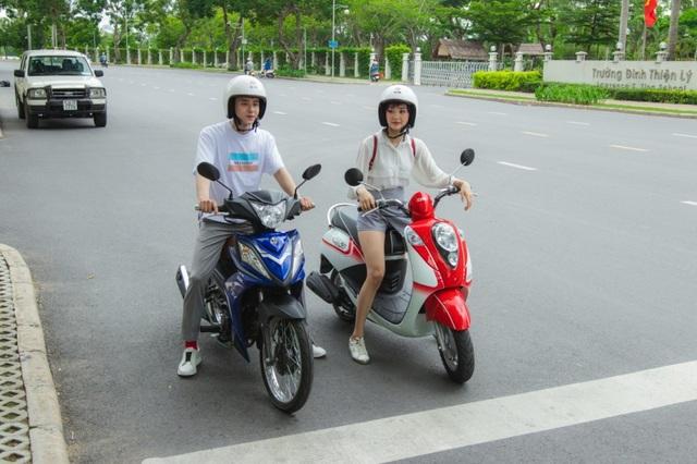 Xe máy 50cc là lựa chọn phù hợp với giới học sinh