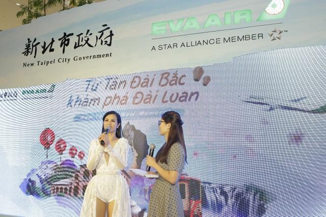Xuất hiện tại chương trình, Đông Nhi cho biết cô là người có niềm đam mê lớn với xứ Đài, bất cứ chương trình nào về văn hóa và du lịch Đài Loan cũng thu hút sự quan tâm đặc biệt của cô