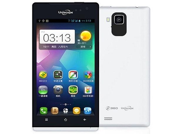 2. Arirang là một mô hình dựa trên Uniscope U1201 (Trung Quốc), Arirang sở hữu màn hình 4,3 inch, chip lõi kép Qualcomm Snapdragon S4 tốc độ 1,2 GHz, máy ảnh 8 megapixel, khả năng kết nối mạng GSM và CDMA, thiết kế âm thanh nổi 3D và pin 19000mAh.