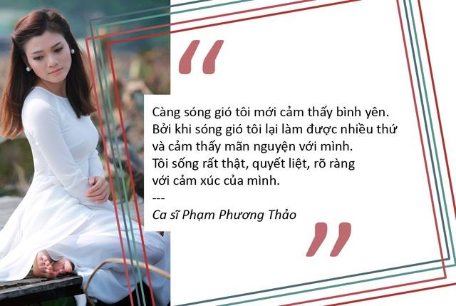 """Phạm Phương Thảo: """"Tôi vừa được trời thương, vừa bị trời đày"""""""