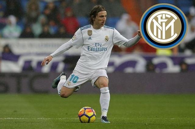 Inter muốn có sự phục vụ của Luka Modric