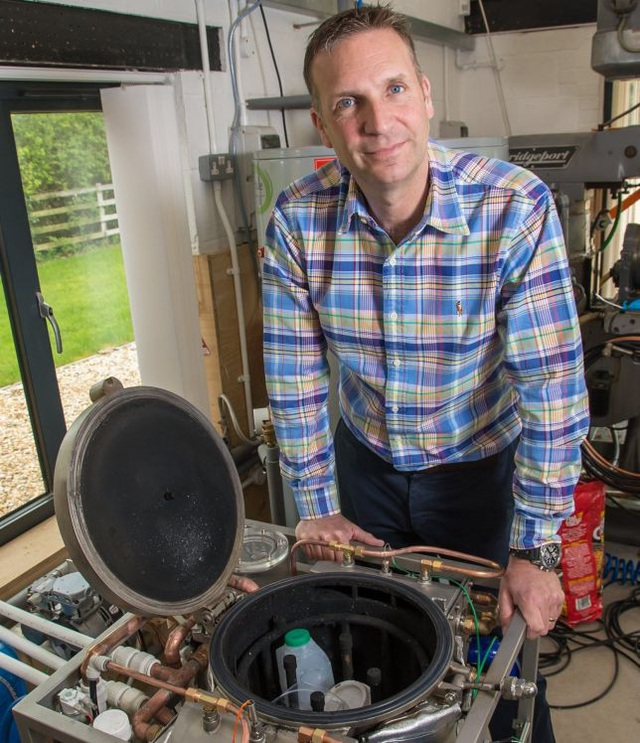 Khám phá thiết bị giúp các gia đình biến rác sinh hoạt thành năng lượng - 1