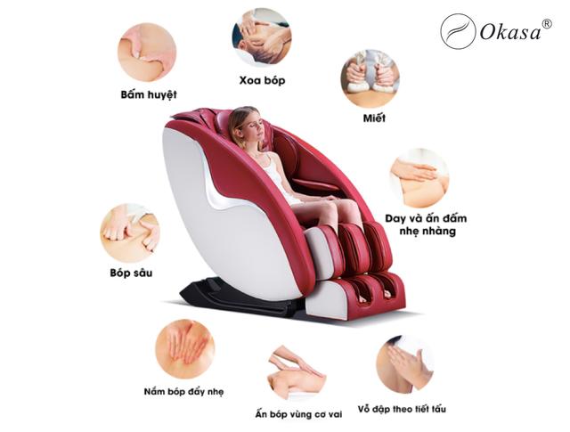 Kinh nghiệm chọn mua ghế massage không phải ai cũng biết - 4