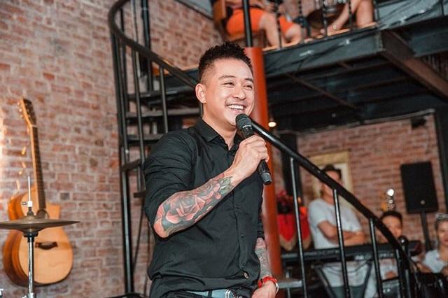 Nam ca sĩ Tuấn Hưng ra mắt 3 ca khúc mới tại Hà Nội (Ảnh: Kevin Phạm)