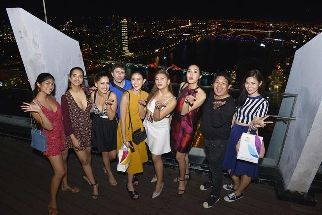 Dàn nhan sắc Hoa hậu thế giới trải nghiệm du lịch Đà Nẵng - 2