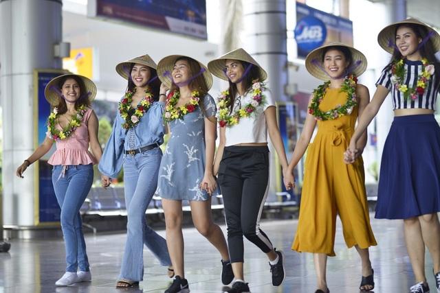 Dàn nhan sắc Hoa hậu thế giới trải nghiệm du lịch Đà Nẵng - 5