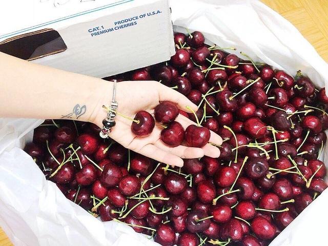Cherry VIP sang chảnh giá triệu bạc, tuần vẫn bán vài trăm kg cho đại gia - 3