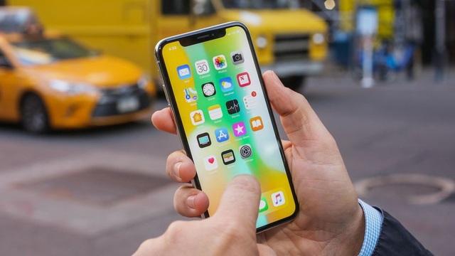 iPhone X mở đầu xu hướng tăng giá bán smartphone cao cấp.