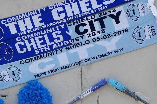 Trận tranh Siêu cúp Anh giữa Chelsea và Man City báo hiệu mùa giải mới 2018/19 được bắt đầu. Man City là đương kim vô địch Premier League, trong khi Chelsea vô địch FA Cup