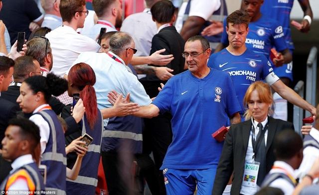 Nhìn lại chiến thắng dễ dàng của Man City trước Chelsea - 21