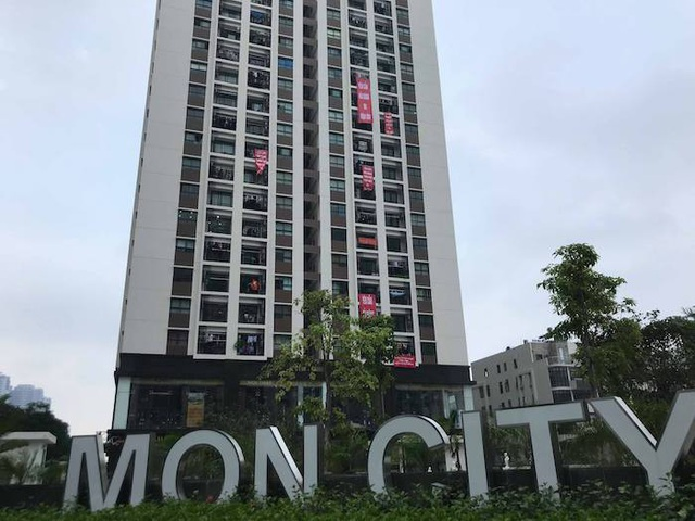 Dự án Mon City.