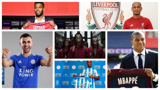 Monaco đang trở thành nơi xuất khẩu cầu thủ ở châu Âu