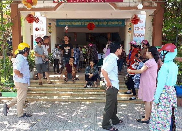 Nhiều phụ huynh tại phường Trần Phú lo lắng việc con của họ không được theo học tại trường mầm non trên địa bàn.