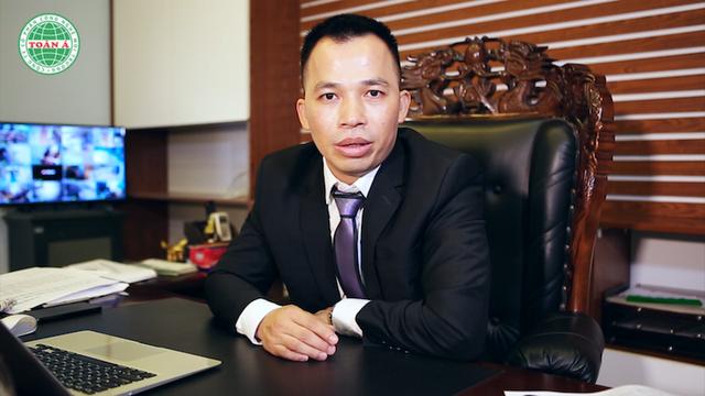 Ông An Ngọc Cường – Tổng giám đốc Công ty.