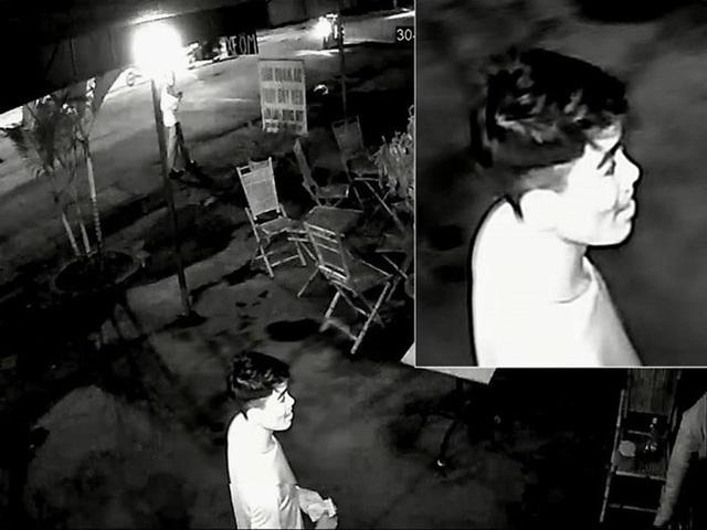 Công an công bố hình ảnh 2 nghi can giết tài xế GrabBike, cướp tài sản - 1
