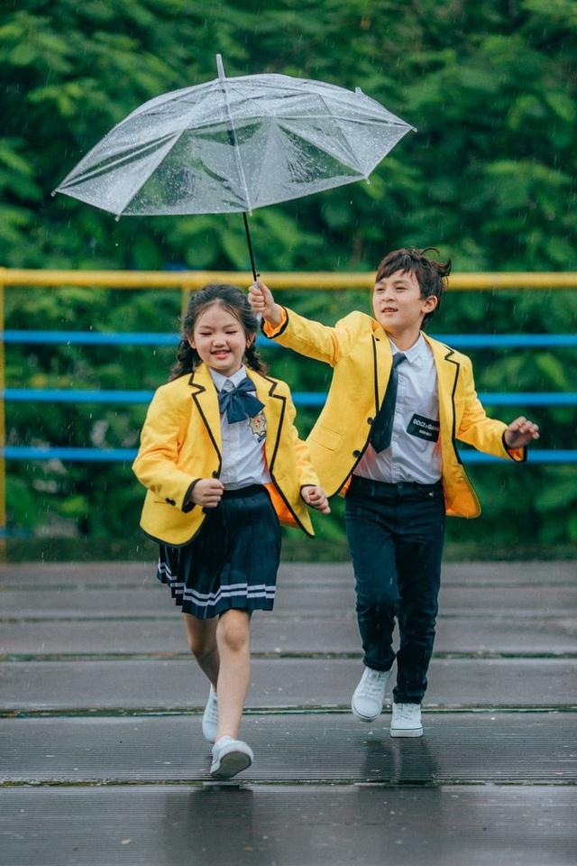 Bộ ảnh lãng mạn đưa ta trở về thời học sinh để nhớ, để thương - 11