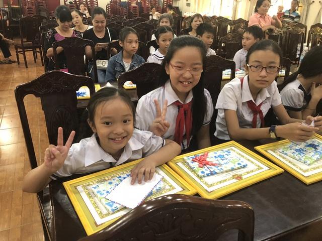 Các em học sinh ở phường Hải Châu 1, quận Hải Châu, Đà Nẵng đoạt giải thưởng ở các kỳ thi cấp quốc gia, quốc tế trong năm học 2017 - 2018