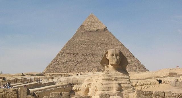 Đại Kim tự tháp Khufu là một bộ tập trung sóng vô tuyến - 1