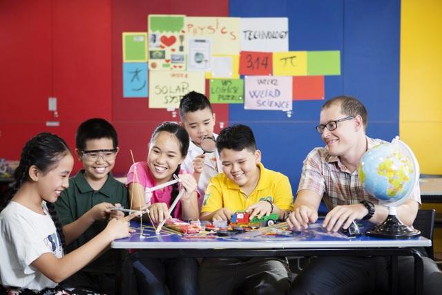Phát triển toàn diện cho trẻ ngay từ độ tuổi 6 - 10.
