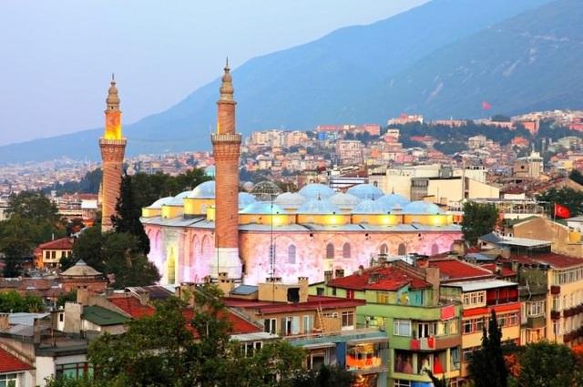 Vẻ đẹp cổ kính xen lẫn hiện đại của thành phố du lịch Bursa, Thổ Nhĩ Kỳ