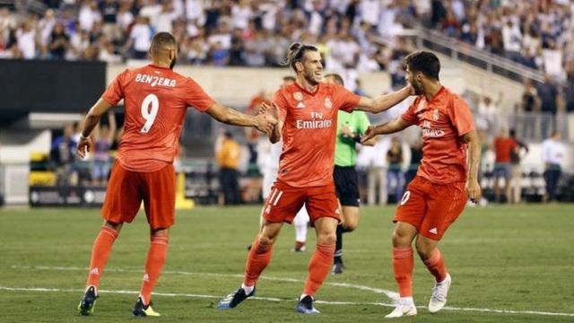 Gareth Bale tỏa sáng rực rỡ ở trận này