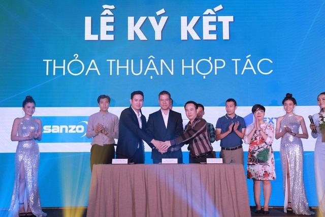 VTVcab ký hợp tác cung cấp nội dung trên tivi và điện thoại Asanzo