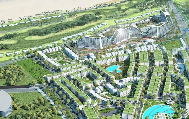 Asian Holding phân phối độc quyền 116 căn biệt thự thương mại Crown Villa