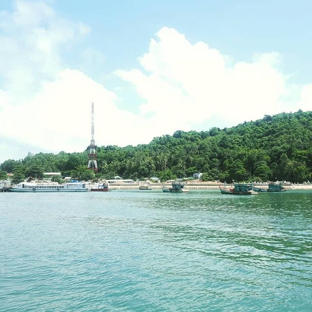 """Quần đảo này được biết đến vào khoảng cuối thế kỷ 17, từng là căn cứ của hải tặc """"Cánh Buồm Đen"""" khét tiếng. Ảnh: @chick.1903"""
