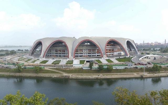 Ngợp mắt trước những công trình kiến trúc ấn tượng ở Triều Tiên - 4